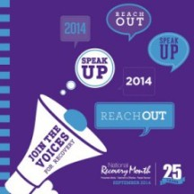 Recovery Month 2014