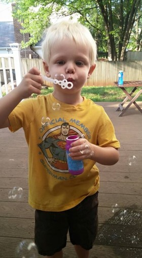 More bubbles!
