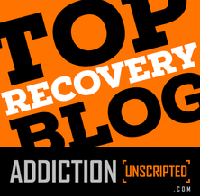 link to top recovery blogs addiction unscripted