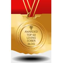 link to living sober top 60 sober blogs
