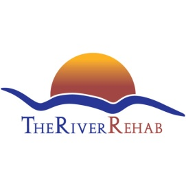 The River Rehab logo