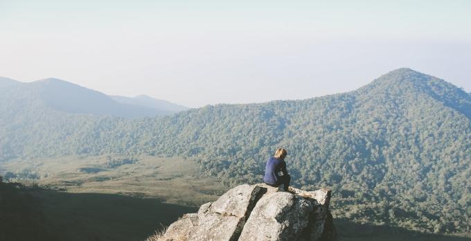 adventure alone beautiful calm